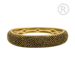 ZBP-02-GG - By Q Exclusive Bangle Polka Dots