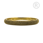 ZBP-01-GG - By Q Exclusive Bangle Polka Dots