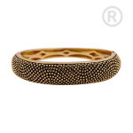 ZBP-02-RR - By Q Exclusive Bangle Polka Dots
