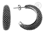 ZEP-01-EE - By Q Exclusive Earring Polka Dots