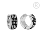 ZEP-04-EE - By Q Exclusive Earring Polka Dots
