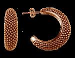 ZEP-01-RR - By Q Exclusive Earrings Polka Dots