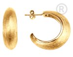 ZEM-01-GG - By Q Exclusive Earrings Silky Dawn