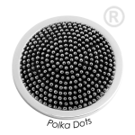 QMOQ-03-EE - By Q Exclusive Munt Polka Dots