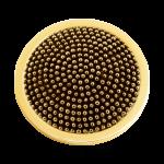 QMOQ-03-GG - By Q Exclusive Munt Polka Dots