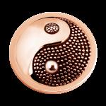 QMOQ-06L-RR - By Q Exclusive Munt Polka Dots
