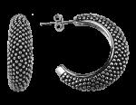 ZEP-01-EE - By Q Exclusive Oorbellen Polka Dots