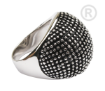 ZRP-02-EE - By Q Exclusive Ring Polka Dots