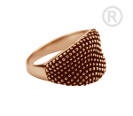 ZRP-04-RR - By Q Exclusive Ring Polka Dots