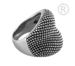 ZRP-05-EE - By Q Exclusive Ring Polka Dots
