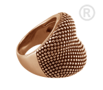 ZRP-05-RR - By Q Exclusive Ring Polka Dots