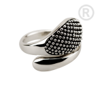 ZRP-06-EE - By Q Exclusive Ring Polka Dots