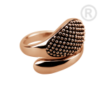 ZRP-06-RR - By Q Exclusive Ring Polka Dots
