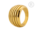ZRG-10-G - By Q Exclusive Ring Stardust