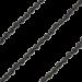 ZK-SP-F-X-90 - Q collier van facet geslepen edelsteen