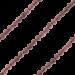 ZK-SP-S-CA-90 - Q collier van geslepen edelsteen