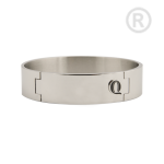 ZB-16-E - Quoins Bracelets of stainless steel