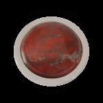 QMEE-M-PJ - Quoins Emotions Semi-precious stone Red Jaspis QMEE-PJ