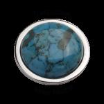 QMEE-T - Quoins Emotions Semi-precious stone Turquoise QMEE-T