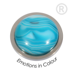 QMEK-M-DA-B - Quoins Emotions in Colour - Dyed Agate