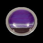 QMEK-M-DA-P - Quoins Emotions in Colour - Dyed Agate
