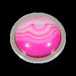 QMEK-M-DA-R - Quoins Emotions in Colour - Dyed Agate