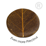 QMNK-BL-BR - Quoins Even More Precious - Bamboo Leave