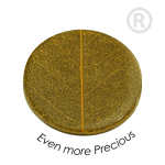 QMNK-BL-GD - Quoins Even More Precious - Bamboo Leave