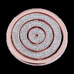 QMOA-33L-R - Quoins Jewelz Epicyles Pink Gold rhodinated