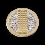QMOA-16M-G - Quoins Jewelz Good Fortune gold plated QMOA-16-G