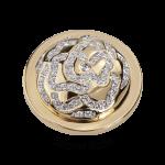QMOA-25M-G - Quoins Jewelz - Secret Rose