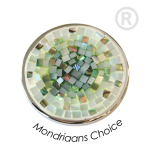 QMON-20 - Quoins Mondriaans Choice Green/Mint
