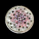 QMON-18 - Quoins Mondriaans Choice Pink/Grey
