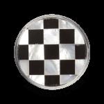 QQMON-03 - Quoins Mondriaans Choice - Onyx met Parelmoer