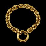 QK-S3-G - Quoins bracelet stainless steel QK-S3-G