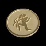 QMOZ-51M-G - Quoins disks: 2D Coins