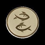 QMOZ-52M-G - Quoins disks: 2D Coins