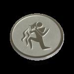 QMOZ-51M-E - Quoins disks: 2D Coins