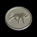 QMOZ-54M-E - Quoins disks: 2D Coins