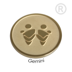 QMOZ-55M-G - Quoins disks: 2D Coins