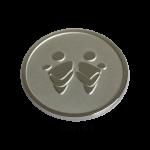 QMOZ-55M-E - Quoins disks: 2D Coins