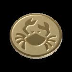 QMOZ-56M-G - Quoins disks: 2D Coins
