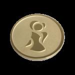 QMOZ-58M-G - Quoins disks: 2D Coins