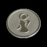 QMOZ-58M-E - Quoins disks: 2D Coins