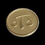 QMOZ-59M-G - Quoins disks: 2D Coins