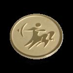 QMOZ-61M-G - Quoins disks: 2D Coins