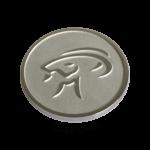 QMOZ-62M-E - Quoins disks: 2D Coins
