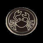 QMOZ-56M-D - Quoins disks: 2D Coins
