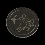 QMOZ-61M-D - Quoins disks: 2D Coins