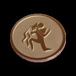 QMOZ-51M-R - Quoins disks: 2D Coins